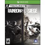 【お取り寄せ】 Tom Clancy's Rainbow Six Siege - トム クランシーズ レインボー シックス シージ (Xbox One 海外輸入北米版ゲームソフト)