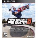【在庫有り】 Tony Hawk's Pro Skater 5 - トニー ホークス プロスケーター 5 (PS3 海外輸入北米版ゲームソフト)