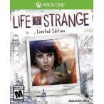 【在庫有り】 Life is Strange Limited Edition - ライフ イズ ストレンジ リミテッド エディション (Xbox One 海外輸入北米版ゲームソフト)