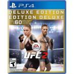 【取り寄せ】 EA Sports UFC 2 Deluxe Edition - EA スポーツ UFC 2 デラックス エディション (PS4 海外輸入北米版ゲームソフト)