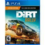 【取り寄せ】 DiRT Rally - ダート ラリー (PS4 海外輸入北米版ゲームソフト)
