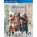 【取り寄せ】 Assassin's Creed Chronicles - アサシン クリード クロニクル (PS Vita 海外輸入北米版ゲームソフト)