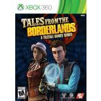 【取り寄せ】 Tales from the Borderlands - テイルズ フロム ザ ボーダーランズ (Xbox 360 海外輸入北米版ゲームソフト)