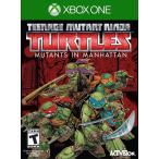 【取り寄せ】 Teenage Mutant Ninja Turtles Mutants in Manhattan (Xbox One 海外輸入北米版ゲームソフト)