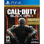 【取り寄せ】 Call of Duty: Black Ops III Gold Edition - コール オブ デューティー ブラックオプス III ゴールドエディション (PS4 北米版ゲームソフト)