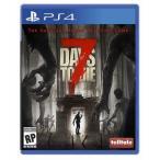 【取り寄せ】 7 Days to Die - 7 デイズ トゥ ダイ (PS4 海外輸入北米版ゲームソフト)