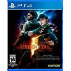Resident Evil 5 - Standard Edition  輸入版 北米  - PS4