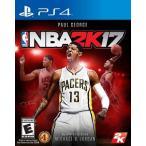【取り寄せ】 NBA 2K17 - ナショナル・バスケットボール・アソシエーション 17 (PS4 海外輸入北米版ゲームソフト)