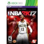 【取り寄せ】 NBA 2K17 - ナショナル・バスケットボール・アソシエーション 17 (Xbox 360 海外輸入北米版ゲームソフト)