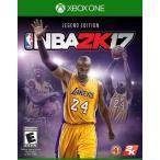 【取り寄せ】 NBA 2K17 Legend Edition - NBA 2K17 レジェンド エディション (Xbox One 海外輸入北米版ゲームソフト)