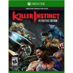 【取り寄せ】 Killer Instinct: Definitive Edition - キラー インスティンクト ディフィニティブ エディション (Xbox One 海外輸入北米版ゲームソフト)