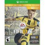 【取り寄せ】  FIFA 17 Deluxe Edition - フィファ 17 デラックス エディション (Xbox One 海外輸入北米版ゲームソフト)