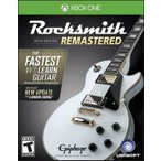 【取り寄せ】 Rocksmith 2014 Edition Remastered - ロックスミス 2014 エディション リマスタード (Xbox One 海外輸入北米版ゲームソフト)