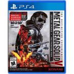 【取り寄せ】 Metal Gear Solid V: The Definitive Experience - メタルギア ソリッド V ザ ディフィニティブ エクスペリエンス (PS4 北米版ゲームソフト)