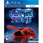 【取り寄せ】 PSVR - Battlezone VR - バトルゾーン VR (PS4 海外輸入北米版ゲームソフト)