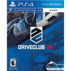 【取り寄せ】 PSVR - DriveClub VR - ドライブクラブ VR (PS4 海外輸入北米版ゲームソフト)