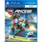 【取り寄せ】 PSVR - RIGS Mechanized Combat League VR - リグス メカナイズド コンバット リーグ VR (PS4 海外輸入北米版ゲームソフト)
