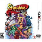 【取り寄せ】 Shantae and the Pirate's Curse - シャンティ 海賊の呪い (Nintendo 3DS 海外輸入北米版ゲームソフト)