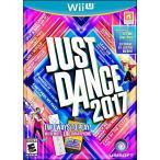 【取り寄せ】 Just Dance 2017 - ジャスト ダンス 2017 (WII U 海外輸入北米版ゲームソフト)
