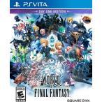 【取り寄せ】 World of Final Fantasy - ワールド オブ ファイナル ファンタジー (PS Vita 海外輸入北米版ゲームソフト)