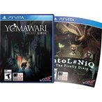 【取り寄せ】 Yomawari: Night Alone / htol#NiQ: The Firefly Diary - 夜回り ナイトアローン htoL#NiQ ホタルノニッキ (PS Vita 海外輸入北米版ゲームソフト)
