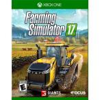 【取り寄せ】 Farming Simulator 17 - ファーミングシュミレーター (Xbox One 海外輸入北米版ゲームソフト)