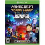 【取り寄せ】 Minecraft: Story Mode The Complete Adventure - マインクラフト ストーリー モード ザ コンプリート アドベンチャー (Xbox One 北米版 )