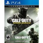 【取り寄せ】 Call of Duty: Infinite Warfare Legacy Edition - コール オブ デューティー インフィニット ウォーフェア レガシー エディション (PS4 北米版)