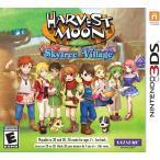 【取り寄せ】 Harvest Moon Skytree Village - 牧場物語 ハーベストムーン スカイツリー ビレッジ (Nintendo 3DS 海外輸入北米版ゲームソフト)