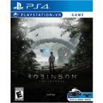 【取り寄せ】 PSVR - Robinson: The Journey - ロビンソン ザ ジャーニー (PS4 海外輸入北米版ゲームソフト)