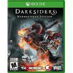 【取り寄せ】Darksiders: Warmastered Edition - ダークサイダーズ 審判の時 HDリマスター (Xbox One 海外輸入北米版ゲームソフト)