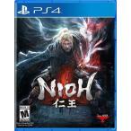 【取り寄せ】 Nioh - 仁王  (PS4 海外輸入北米版ゲームソフト)