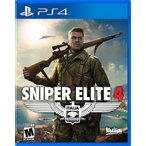 【取り寄せ】 Sniper Elite 4 - スナイパーエリート 4  (PS4 海外輸入北米版ゲームソフト)
