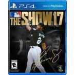 【取り寄せ】 MLB The Show 17 - MLB ザ ショー 17 (PS4 海外輸入北米版ゲームソフト)