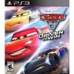 【取り寄せ】 Cars 3: Driven to Win - カーズ3 勝利への道 (PS3 海外輸入北米版ゲームソフト)
