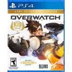 【取り寄せ】Overwatch Game of the Year Edition - ゲーム オブ ザ イヤー エディション (PS4 海外輸入北米版ゲームソフト)
