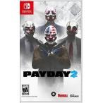 【取り寄せ】 Payday 2 - ペイデイ 2 (Nintendo Switch 海外輸入北米版ゲームソフト)