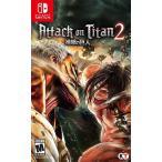 【取り寄せ】Attack on Titan 2 - 進撃の巨人 2 (Switch 海外輸入北米版ゲームソフト)