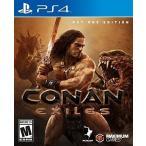 【取り寄せ】Conan Exiles - コナン エグザイルズ (PS4 海外輸入北米版ゲームソフト)