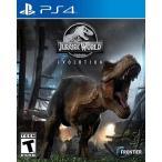 Yahoo!Hexagonny【在庫有り】Jurassic World Evolution - ジュラッシク ワールド エボリューション (PS4 海外輸入北米版ゲームソフト)