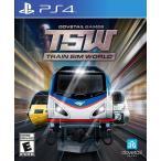 Yahoo!Hexagonny【取り寄せ】Train Sim World - トレイン シム ワールド (PS4 海外輸入北米版ゲームソフト)