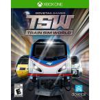 Yahoo!Hexagonny【取り寄せ】Train Sim World - トレイン シム ワールド (Xbox One 海外輸入北米版ゲームソフト)