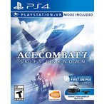 Yahoo!Hexagonny【取り寄せ】Ace Combat 7: Skies Unknown - エースコンバット 7 スカイズ アンノウン (PS4 海外輸入北米版ゲームソフト)