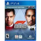 【取り寄せ】F1 2019 Anniversary Edition - F1 2019 アニバーサリー エディション (PS4 海外輸入北米版ゲームソフト)