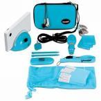 DreamGear Dsi 18-In-1 Starter Kit Blue  - DSi 18 イン 1 スターターキ ット ブルー (Nintendo DSi 海外輸入北米版周辺機器)