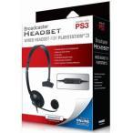 DreamGear PlayStation 3 Broadcaster Headset - PlayStation 3 ブロードキャスター ヘッドセット (PS3 海外輸入北米版周辺機器)