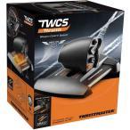 【取り寄せ】Thrustmaster VG TWCS Throttle Controller - ストラトマスター VG TWCS スロットル コントローラー (PC 海外輸入北米版周辺機器)