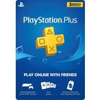 playstation plus 3 monthの画像