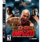[訳あり商品] TNA iMPACT! - TNA インパクト! (PS3 海外輸入北米版ゲームソフト)