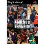 [訳あり商品] NBA 09 The Inside - NBA 09 ジ インサイド (PS2 海外輸入北米版ゲームソフト)
